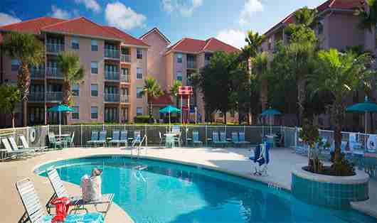 Hotels With Heated Pools