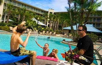Nice Timeshare Hotel for Large Families