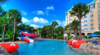 Timeshare Hotel Near Disney With Adventure Park