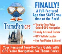 Disney Gps Map